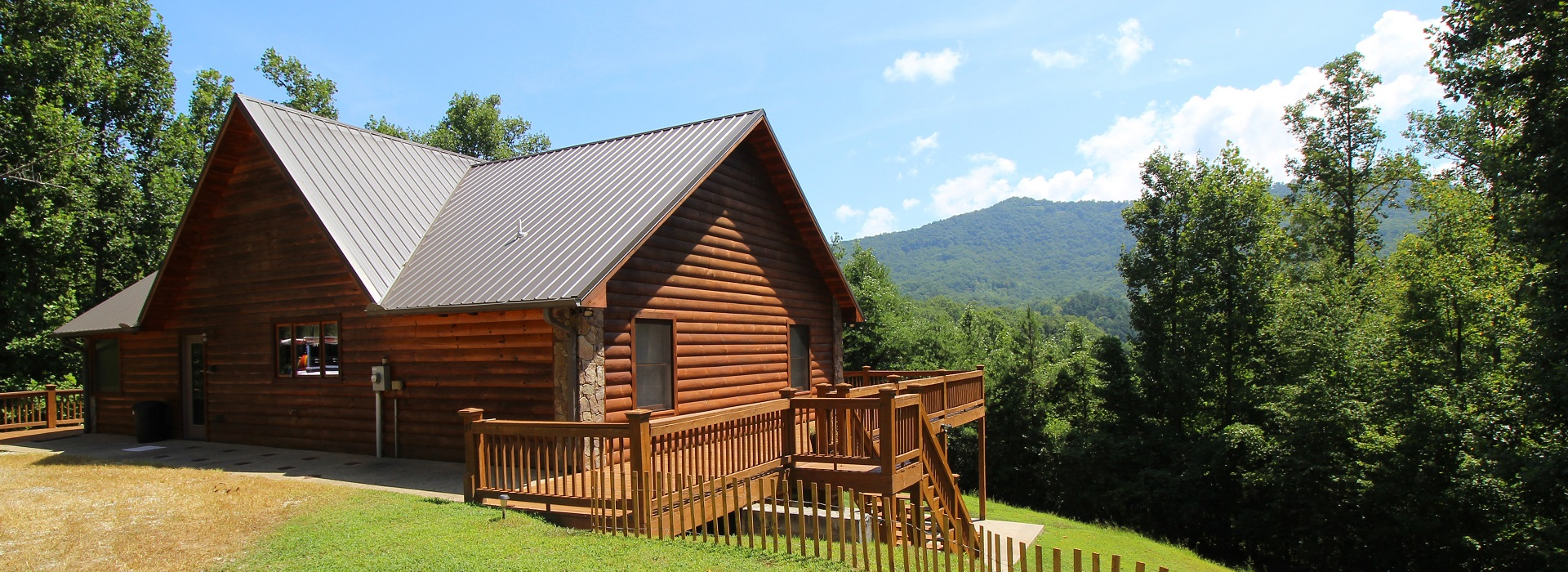 cabin cabins chattanooga rentals townsend sky mountains vacation smoky homes mountain